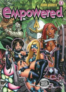 Empowered: Volume 7 av Adam Warren (Heftet)