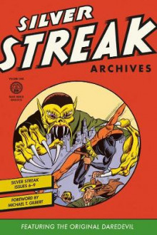 Silver Streak Archives: Volume 1 av Jack Cole, Dick Briefer, Bob Wood, Jack Binder, Ralph Johns og Kane Miller (Innbundet)