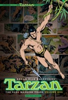 Tarzan Archives: The Russ Manning Years Volume 1 av Gaylord DuBois (Innbundet)