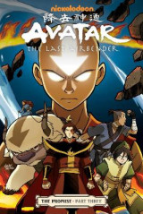 Omslag - Avatar: the Last Airbender: Promise Part 3