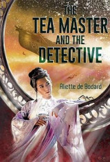 Omslag - The Tea Master and the Detective