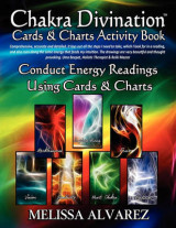Omslag - Chakra Divination Cards & Charts Activity Book