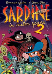 Sardine in Outer Space 2 av Emmanuel Guibert (Heftet)