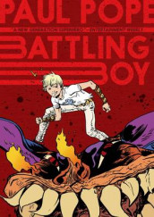 Battling Boy av Paul Pope (Heftet)
