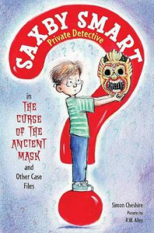 The Curse of the Ancient Mask and Other Case Files av Simon Cheshire og R W Alley (Innbundet)