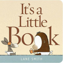 It's a little book av Lane Smith (Innbundet)