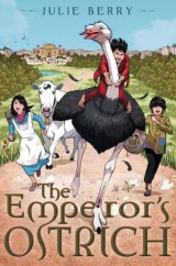 Omslag - The Emperor's Ostrich