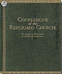 Confessions of the Reformed Church av Various (Lydbok-CD)
