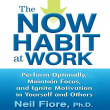 The Now Habit at Work av Neil Fiore (Lydbok-CD)