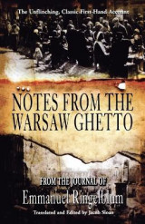 Omslag - Notes From the Warsaw Ghetto