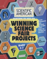 Omslag - Scientific American, Winning Science Fair Projects, Grades 5-7
