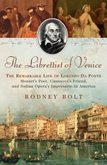 The Librettist of Venice av Rodney Bolt (Innbundet)