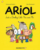 Ariol #1: Just a Donkey Like You and Me av Emmanuel Guibert (Heftet)