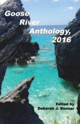 Omslag - Goose River Anthology, 2016