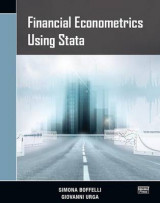 Omslag - Financial Econometrics Using Stata