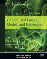 Omslag - Generalized Linear Models and Extensions