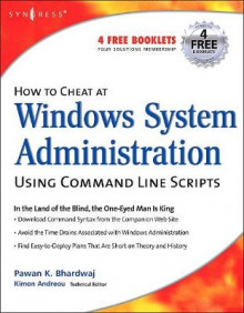 How to Cheat at Windows System Administration Using Command Line Scripts av Pawan K. Bhardwaj (Heftet)