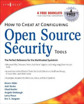 How to Cheat at Configuring Open Source Security Tools av Michael Gregg, Matt Jonkman, Raffael Marty, Angela Orebaugh og Eric S. Seagren (Heftet)