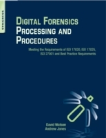 Digital Forensics Processing and Procedures av David Lilburn Watson og Andrew Jones (Heftet)