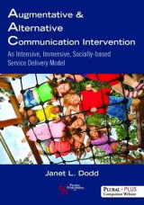 Omslag - Augmentative and Alternative Communication Intervention