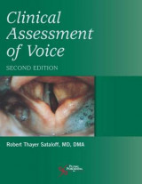 Omslag - Clinical Assessment of Voice