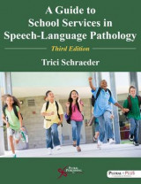 Omslag - A Guide to School Services in Speech-Language Pathology