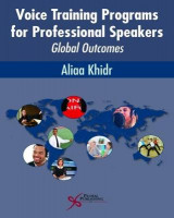 Omslag - Voice Training Programs for Professional Speakers