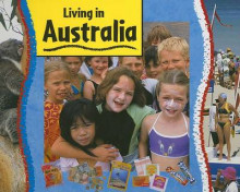 Living in Australia av David Hampton (Innbundet)