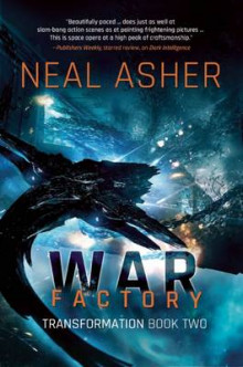 War Factory av Neal Asher (Heftet)
