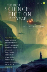 Omslag - The Best Science Fiction of the Year