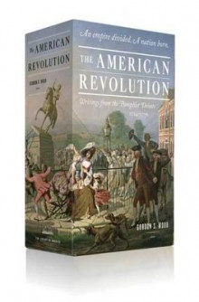 The American Revolution: Writings from the Pamphlet Debate 1764-1776 av Various (Innbundet)