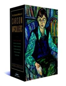 The Collected Works of Carson Mccullers av Carson McCullers (Innbundet)
