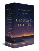 Omslag - Ursula K. Le Guin: The Hainish Novels and Stories