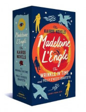 Madeleine l'Engle: The Kairos Novels: The Wrinkle in Time and Polly O'Keefe Quartets av Madeleine L'Engle (Innbundet)