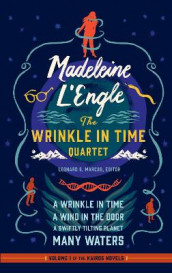 Madeleine l'Engle: The Wrinkle in Time Quartet (Loa #309) av Madeleine L'Engle (Innbundet)
