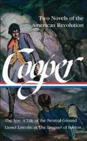 James Fenimore Cooper: Two Novels Of The American Revolution av James Fenimore Cooper (Innbundet)