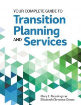 Omslag - Your Complete Guide to Transition Planning and Services