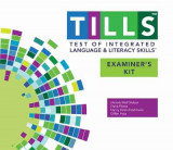 Omslag - Test of Integrated Language and Literacy Skills (TILLS) Examiner's Kit