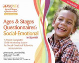 Omslag - Ages & Stages Questionnaires: Social-Emotional ASQ:SE-2: Starter Kit in Spanish