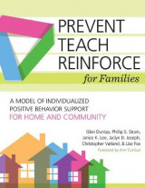 Omslag - Prevent-Teach-Reinforce for Families