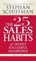 Omslag - The 25 Sales Habits of Highly Successful Salespeople