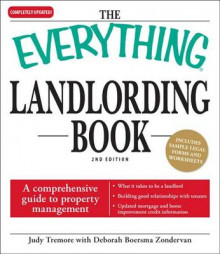 The Everything Landlording Book av Judy Tremore (Heftet)
