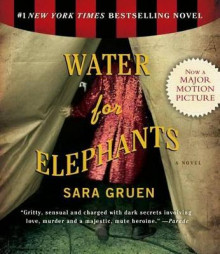 Water for Elephants av Sara Gruen (Lydbok-CD)