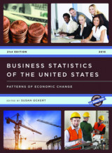 Omslag - Business Statistics of the United States 2016