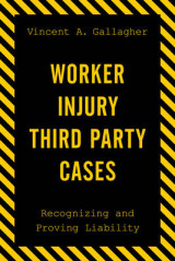 Omslag - Worker Injury Third Party Cases