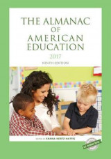 Omslag - The Almanac of American Education 2017