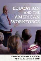 Omslag - Education and the American Workforce