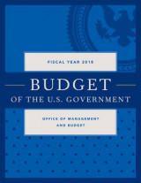 Omslag - Budget of the United States Government, Fiscal Year 2018
