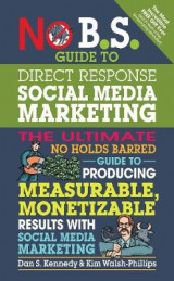 Omslag - No B.S. Guide to Direct Response Social Media Marketing