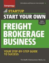 Omslag - Start Your Own Freight Brokerage Business